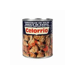 Escargots en sauce Celorrio
