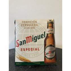 Bière San Miguel Pack de 6